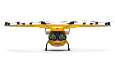 ADAC orders first UAV Taxis for medics