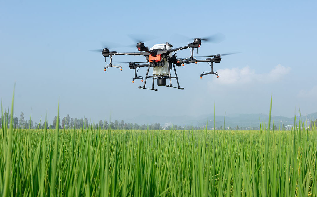 Drones for Mosquito Control – New Technologies for an Old Problem
