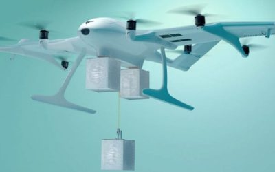 Wingcopter 198: The world's first drone to deliver 3 packages at once