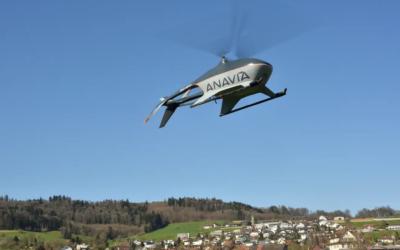 Ersatz für bemannte Luftfahrzeuge: Anavia aus Villmergen